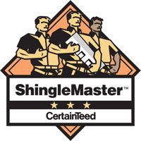 CertainTeed ShingleMaster Certified Company